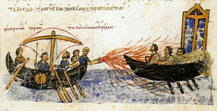 Легендарная средневековая технология. /Фото: infoniac.ru