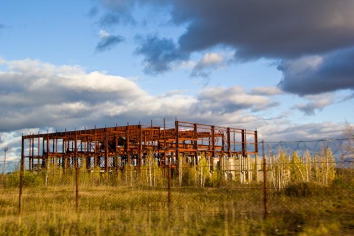 Все, что осталось от планов по возведению Башкирской АЭС. /Фото: ant-ufa.com