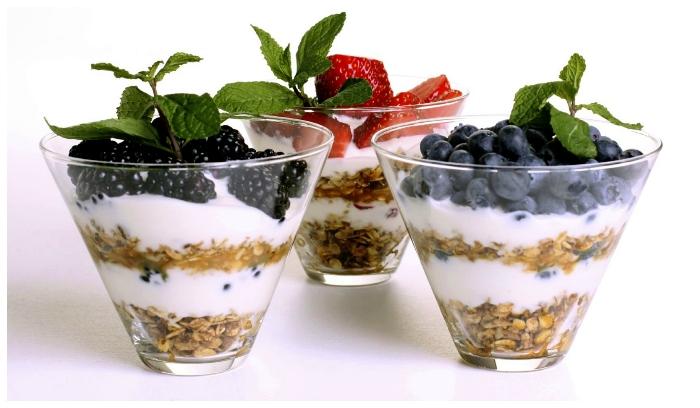 Греческий йогурт знали едва ли не в половине стран мира. /Фото: blog.allo.ua