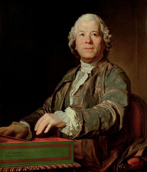 Кристоф Виллибальд фон Глюк был одним из популяризаторов музыкальных стаканчиков. /Фото: wikipedia.org