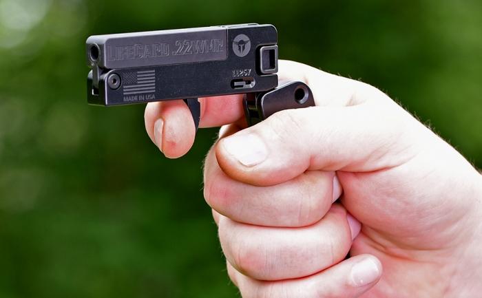 Оружие из разряда «на всякий случай»./Фото: athlonoutdoors.com