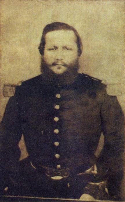 Франсиско Солано Лопес в 1870 году. /Фото: wikipedia.org