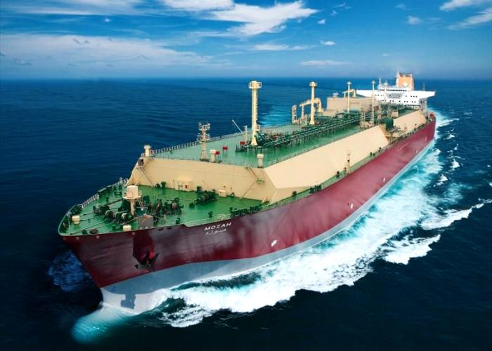 Один из крупнейших в мире танкеров. /Фото: marinetraffic.com