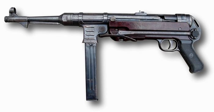 Немецкий МР-38 действительно похож с ТМ-44. /Фото: wikiрedia.org