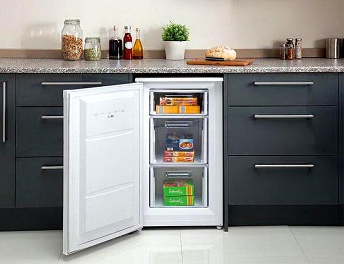 Морозильную камеру можно приобрести отдельно. /Фото: toolboxprodhouse.com