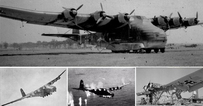 Самолет-рекордсмен Второй мировой войны. /Фото: worldofaviation.net