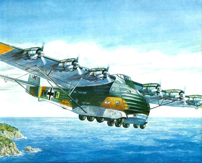 Впечатляющая крылатая машина полностью оправдывающая свое название. /Фото: warthunder.com