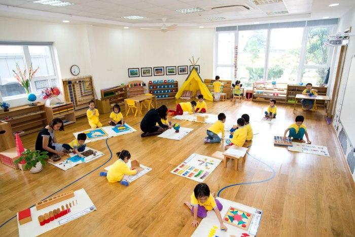 Знаменитая методика в педагогике, которая совсем непохожа на традиционную. /Фото: britannica.com