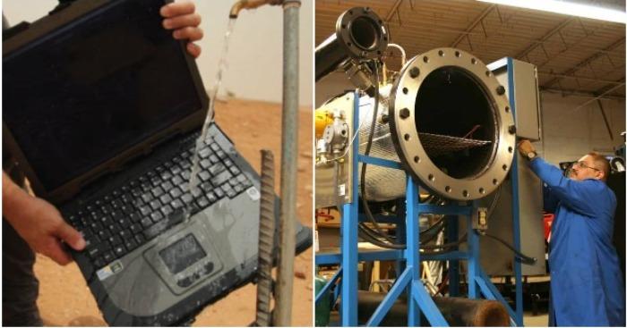 Тестирование проводится как в полевых условиях, так и в лабораторных. /Фото: blog.ruggedandmobile.com, dlsemc.com