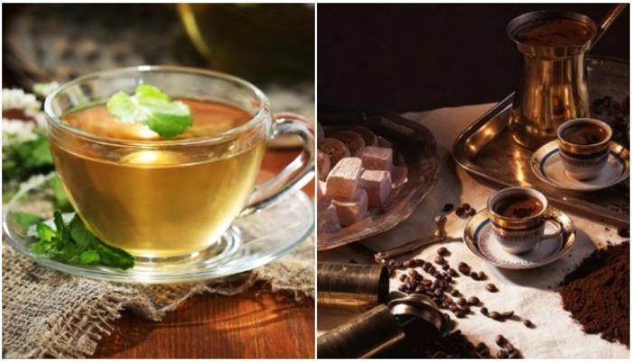 Напитки в меню президента также традиционные и не вредные. \Фото: miraman.ru, coffeemag.ru