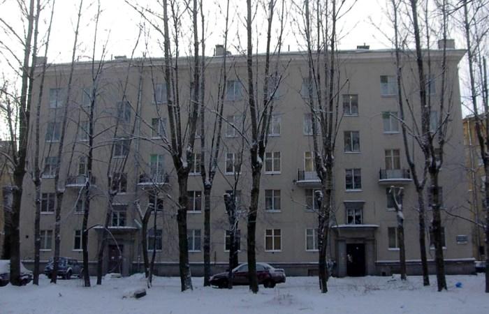 Экспериментальный дом, современный вид. /Фото: wikimapia.org