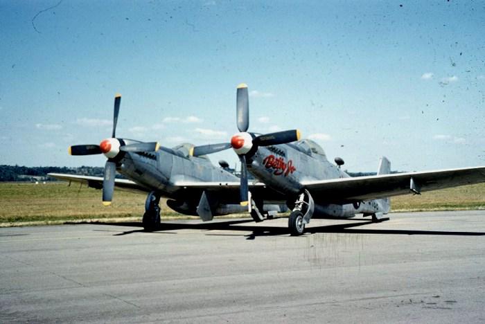 Самолет-рекордсмен «Бетти Джо» сегодня является музейным экспонатом. /Фото: nationalmuseum.af.mil