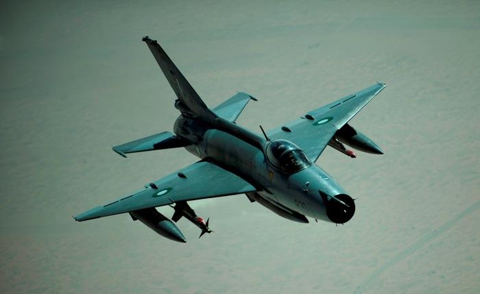 Китайский клон советского самолета. /Фото: enacademic.com