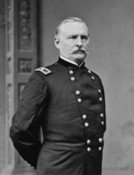 Бригадный генерал Ричард Драм был известной фигурой в США. /Фото: wikipedia.org