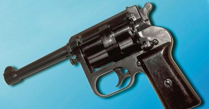 Бесшумный пистолет системы Гуревича. /Фото: kalashnikov.ru