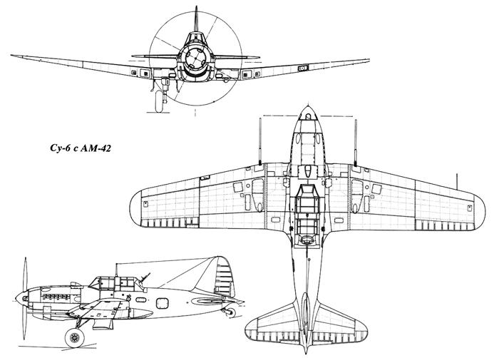 Схема самолета. /Фото: foto-i-mir.ru