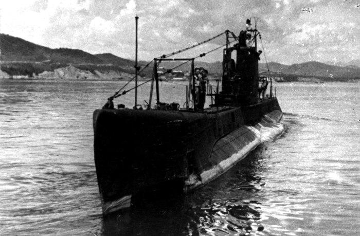 Одна из первых советских подлодок, которая не вернулась домой. /Фото: wikimedia.org