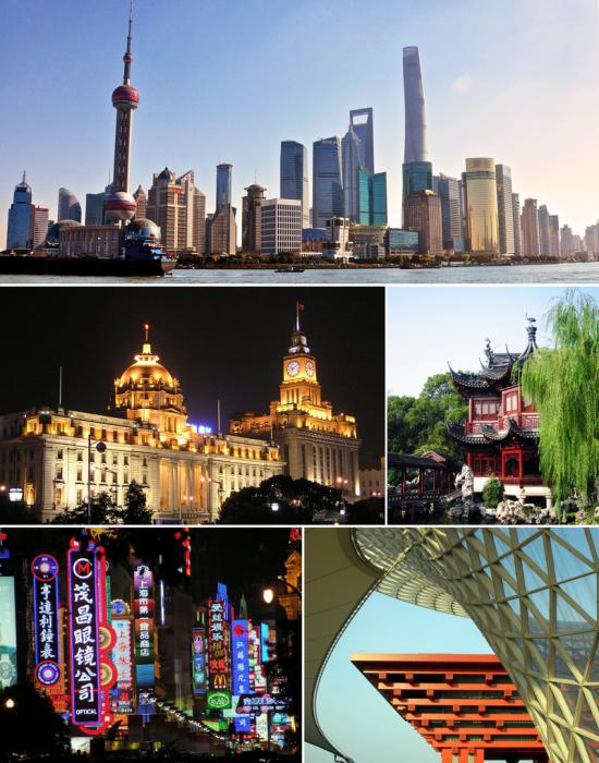 Среди шанхайских достопримечательностей почти не осталось исконно китайских. /Фото: medium.com