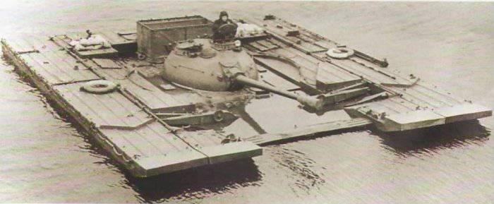Удачным проект танка на подводных крыльях нельзя. /Фото: rg.ru