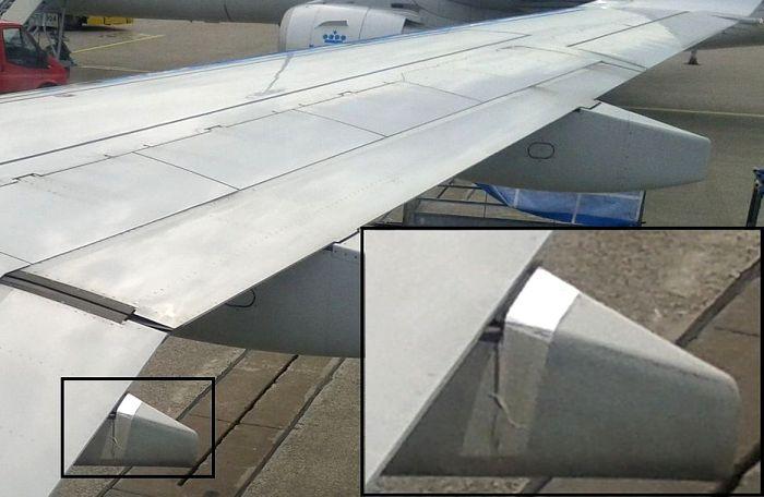 Самолету подходит только высокотехнологичная и дорогая липкая лента. /Фото: wikipedia.org