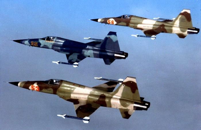 Американский самолет активно поставляют в разные уголки мира. /Фото: wikiрedia.org