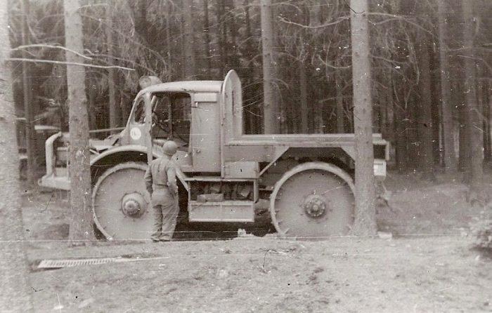 Машина получилась большая по размеру и сложная в конструкции. /Фото: udachnyj-enot.com.ua