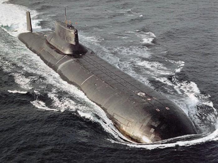Подлодка СССР, сильно впечатлившая страны НАТО. /Фото: wikiрedia.org