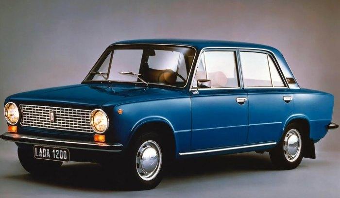 Внешне ВАЗы для КГБ были такими же, а вот начинка отличалась. /Фото: 1cars.org