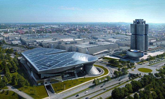 Мюнхенский завод автоконцерна сегодня. /Фото: avtoexperts.ru