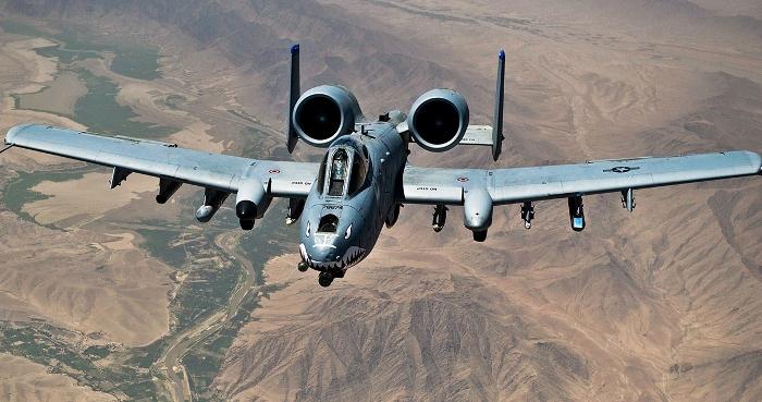 Американцы старались заменить А-10 в сжатые сроки. /Фото: vpk.name