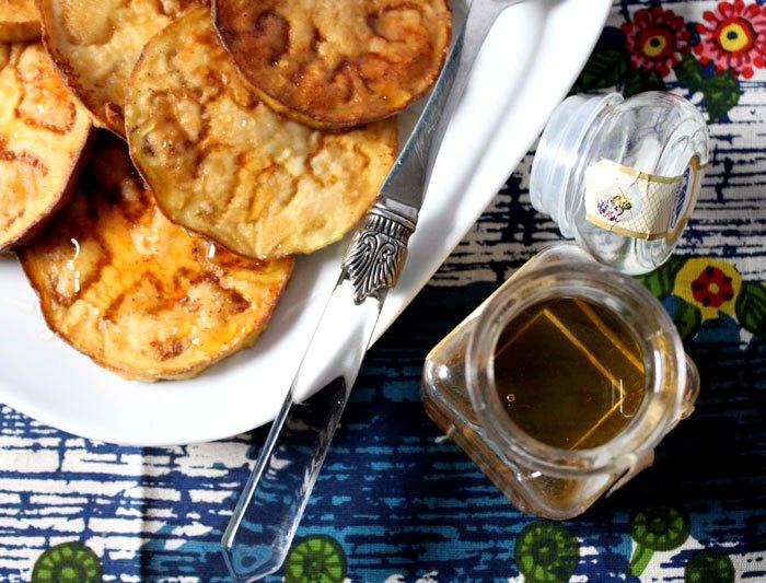 Баклажаны с медом по-андалузски, хоть и странные, но вкусные. /Фото: vestikavkaza.ru
