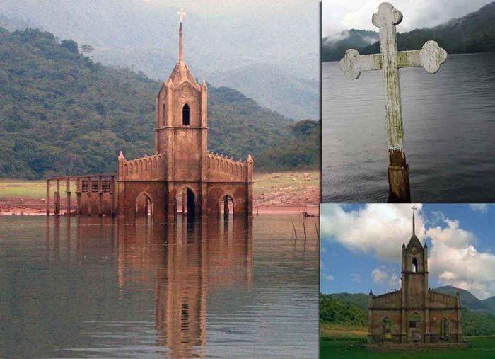 Церковь, оказывается, также может погибнуть, а потом воскреснуть. /Фото: pinterest.de