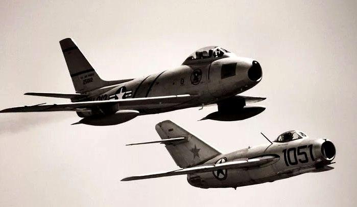 Советские и американские самолеты регулярно сталкивались в небе. /Фото: tsargrad.tv