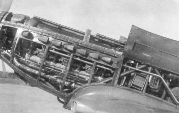 Пара Б-20, установленные на Як-3. /Фото: alternathistory.com