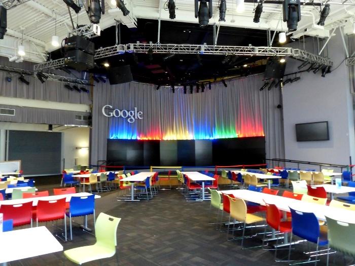 Яркий пример проведения поведенческого интервью - собеседование в Google. /Фото: techrocks.ru