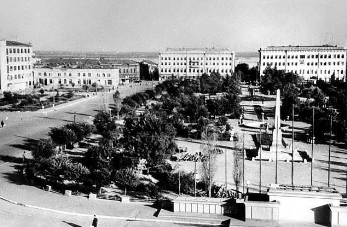 До многомесячной обороны Сталинград выглядел так. /Фото: rossaprimavera.ru