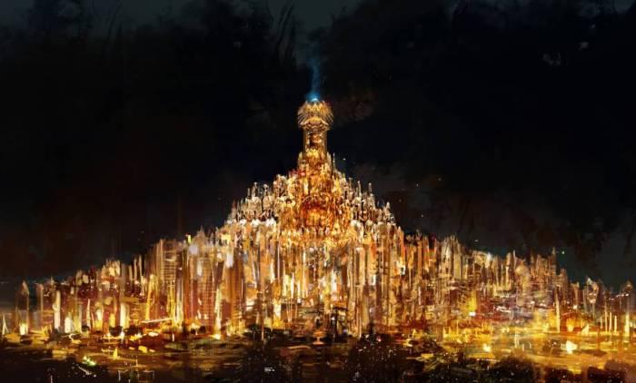 Еще один концепт-арт об Эльдорадо. /Фото: salik.biz