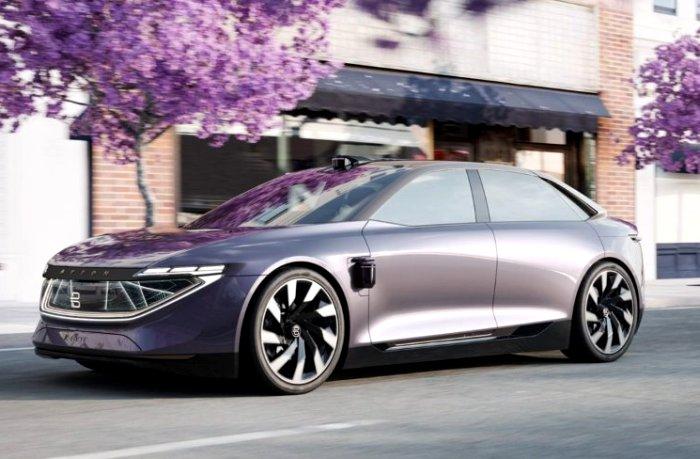 Скоро авторынок пополнится беспилотными автомобилями. /Фото: ecoautoinfo.com