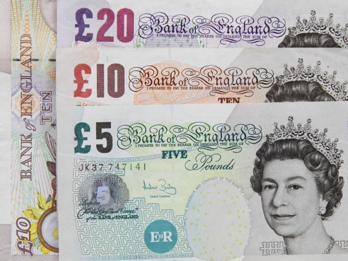 У символа фунта богатая история. /Фото: caribbeantradelaw.com