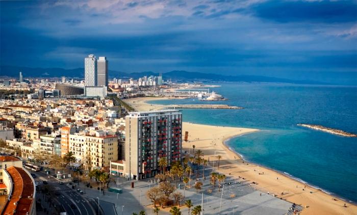 Красоты Барселоны известны на всю планету. /Фото: paradisealacarte.com