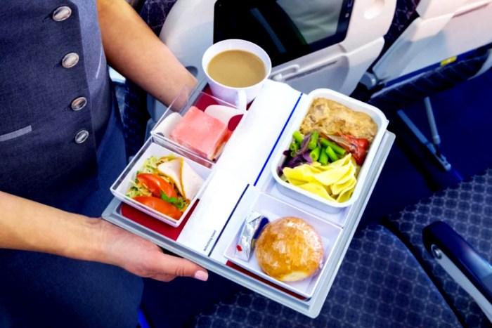 Не все так однозначно с безвкусной едой в самолете. /Фото: biletik.aero