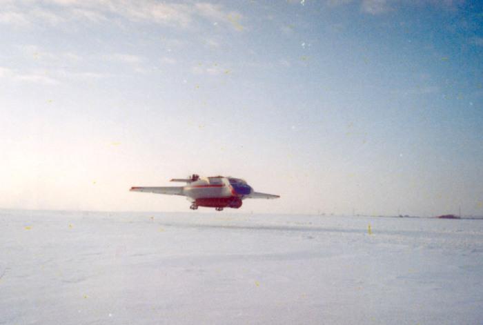 Безаэродромный самолет «Бэлла-1»: почему деньги на перспективную разработку искали почти 20 лет