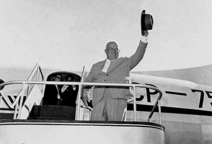 Никита Сергеевич основательно взялся за реформирование авиации СССР. /Фото: kp.ru