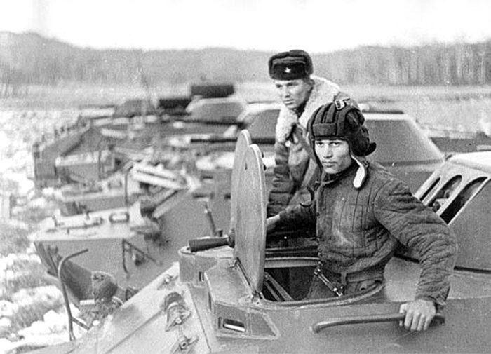 Конфликт на острове Даманский показали необходимость придумать новое оружие. /Фото: militaryarms.ru
