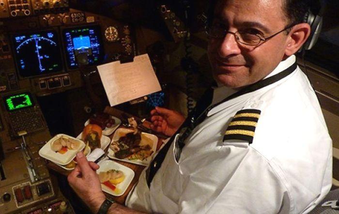Летчики кушают не все подряд. /Фото: biletik.aero