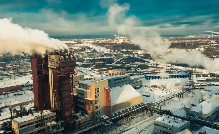 Развитое промышленное производство давало городу большой потенциал. /Фото: rupec.ru