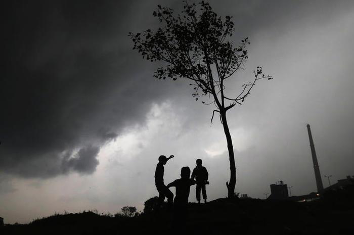 Американцы случайно испытали боевые дожди на своих. /Фото: rt.com