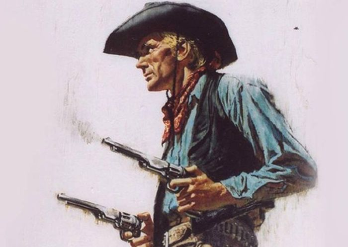 Не зрелищности ради: зачем ковбои крутят оружие и дуют на его ствол