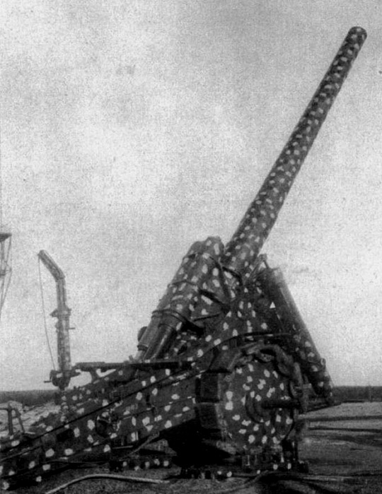 «Большая Берта»: как появился и сколько прослужил символ гигантомании в Первой мировой войне