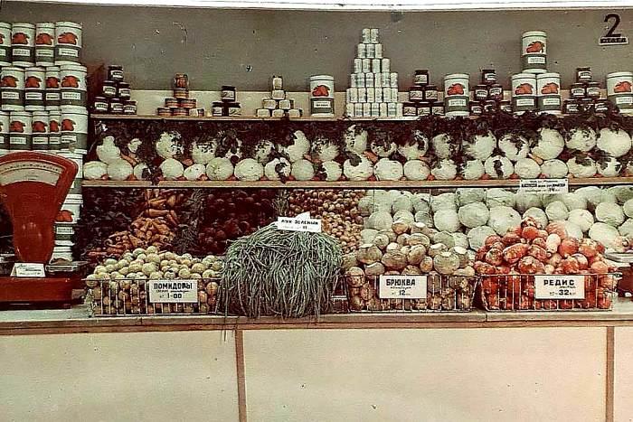 В СССР питались не только гречкой и консервами. /Фото: ussrvopros.ru
